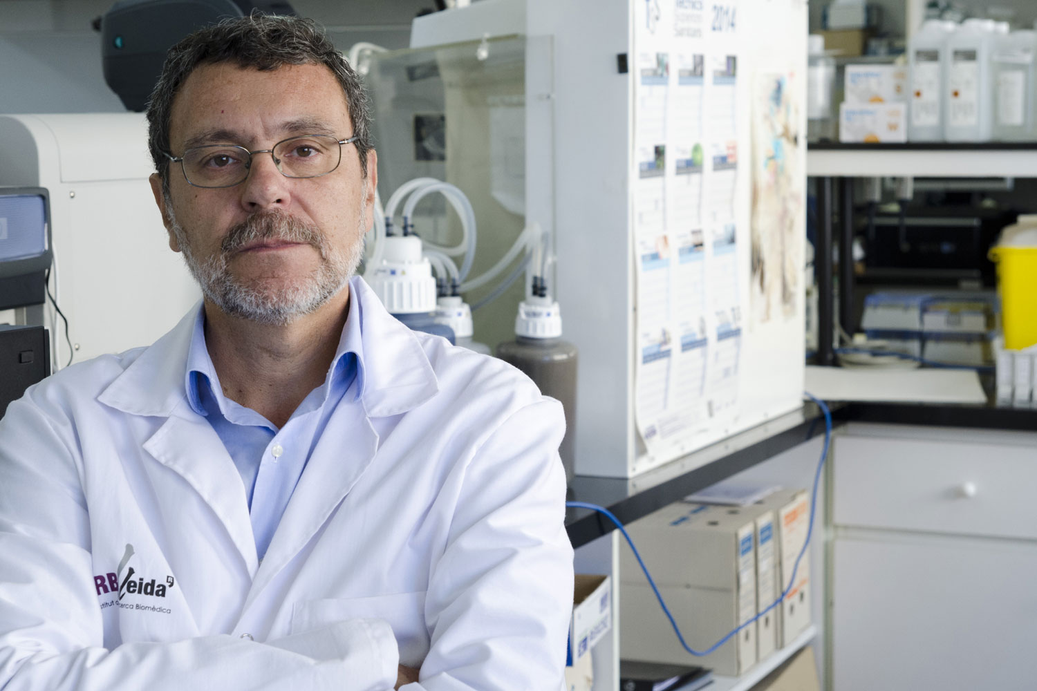 Xavier Matias Guiu presents the research of the Gynecologic Cancer Group (Oncobell)