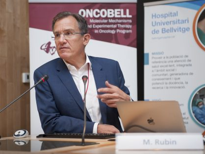 Oncobell Symposium 2018: Mark Rubin Interview