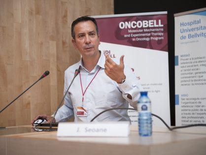 Oncobell Symposium 2018: Joan Seoane Interview