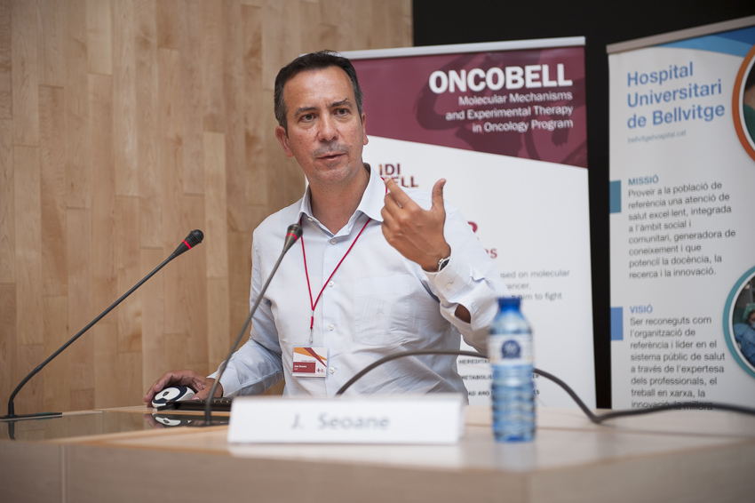 Oncobell Symposium 2018: Joan Seoane Interview